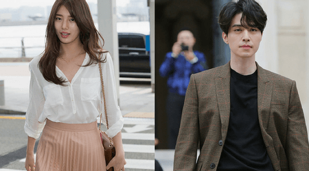 Actors Bae Suzy and Lee Dong-wook call it quits after announcing relationship in March