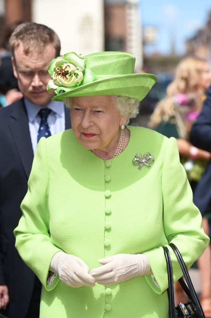 Queen is refusing to have a knee surgery done (Photo by Eddie Mulholland/WPA Pool/Getty Images)