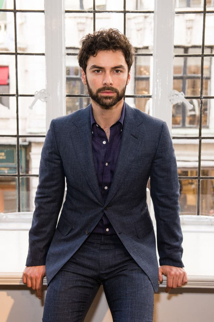 Aidan Turner (Getty Images)