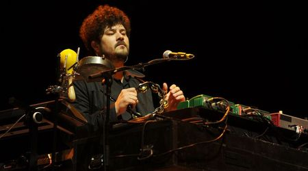 Richard Swift, who played with the Black Keys and the Shins, passes away at 41