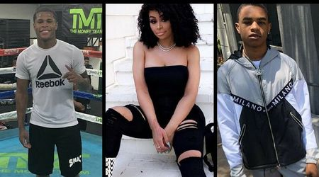 Blac Chyna gets rid of toyboy YBN Almighty Jay, moves onto dating 19-year-old boxer Devin Haney