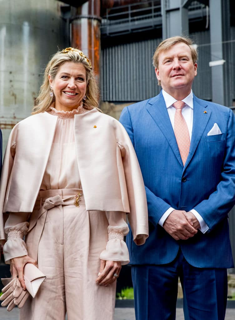 King Willem-Alexander of The Netherlands, Queen Maxima of The Netherlands (Source: Getty Images)