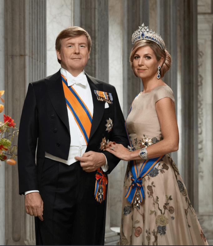 King Willem Alexander and Queen Maxima (Source: Twitter)