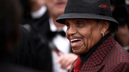 The Jackson family reunites for Joe Jackson's funeral as he is laid to rest alongside son Michael Jackson