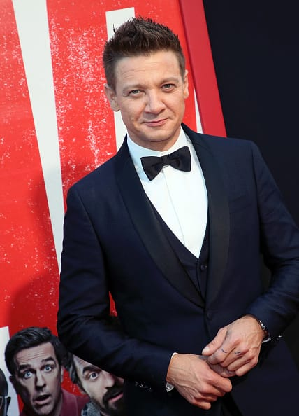 Renner is known amongst superhero fandoms as MCU's Hawkeye (Getty)