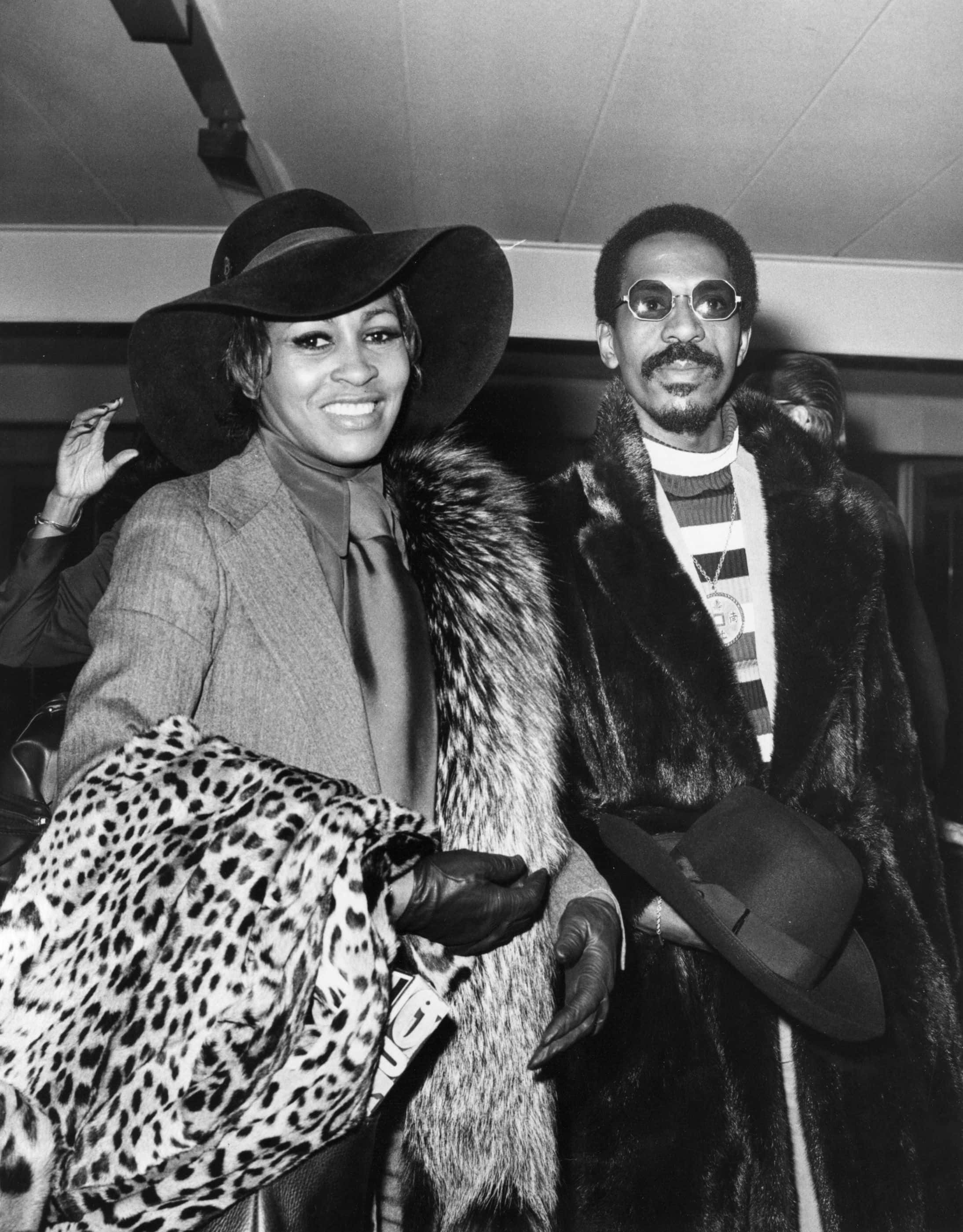 Tina Turner and Ike Turner's marriage was infested with violence and abuse. (Getty Images)