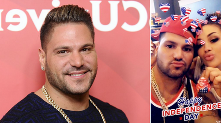 Ronnie Ortiz-Magro reunites with his ex Jen Harley to celebrate fourth of July after her arrest for domestic violence