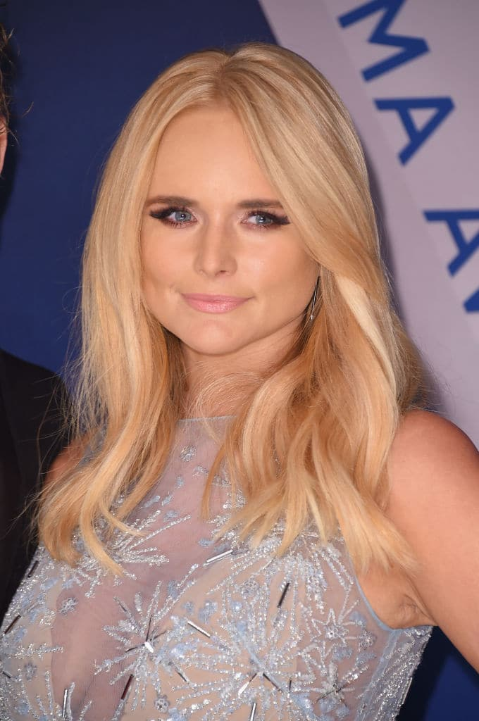 Miranda Lambert (Source: Getty Images)