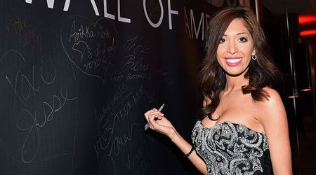 Farrah Abraham accused of photoshopping her butt in her July 4 post on social media