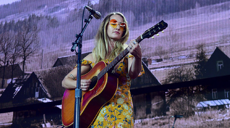 Country star Margo Price announces weed collaboration with Willie Nelson