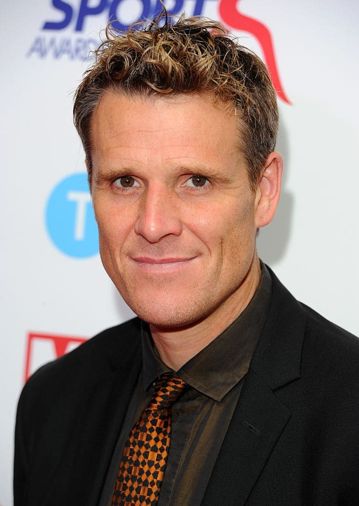 James Cracknell (Source: Getty Images)