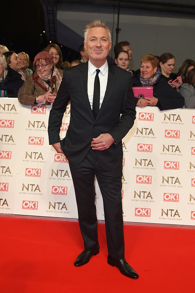Martin Kemp (Source: Getty Images)