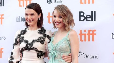 Rachel McAdams and Rachel Weisz's steamy passionate kiss in 'Disobedience' gets everybody talking