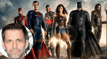 New 'Justice League' behind-scene photo has surfaced and it allegedly shows Star Labs