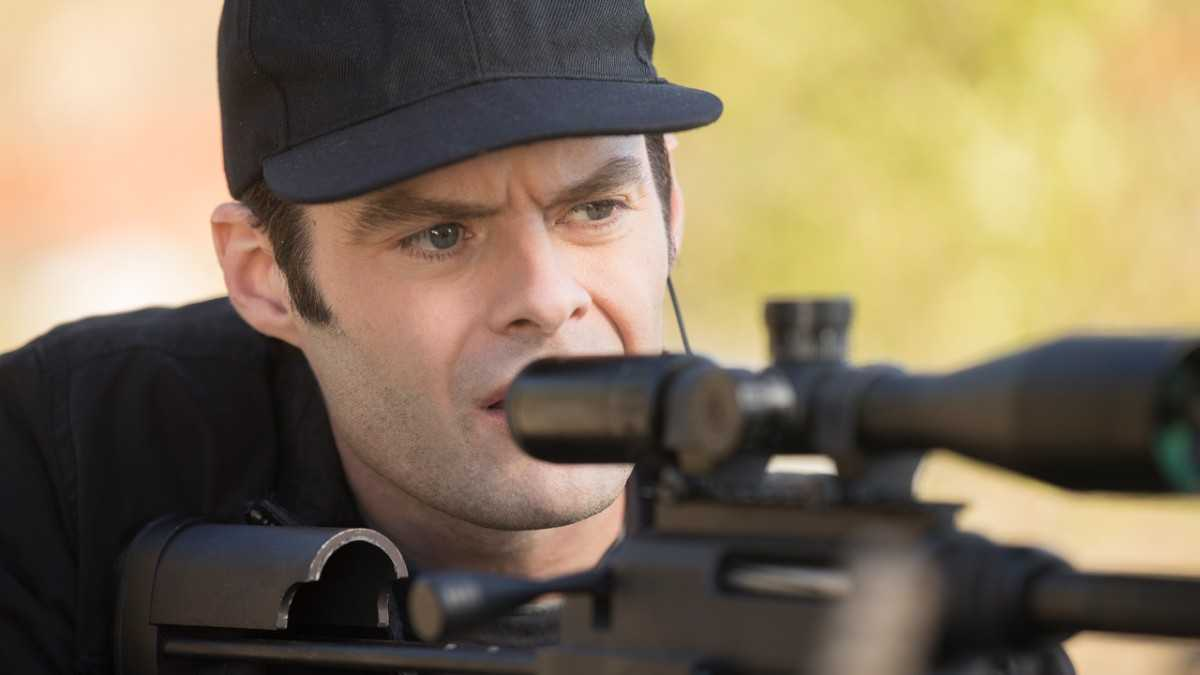 Bill Hader shines in 'Barry' (Source: IMDb)