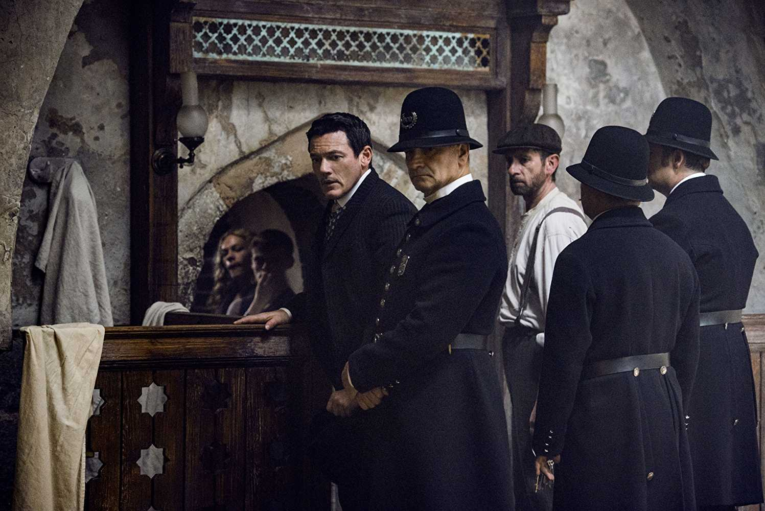 Season 1 of 'The Alienist' premiered in January (Source: IMDb)
