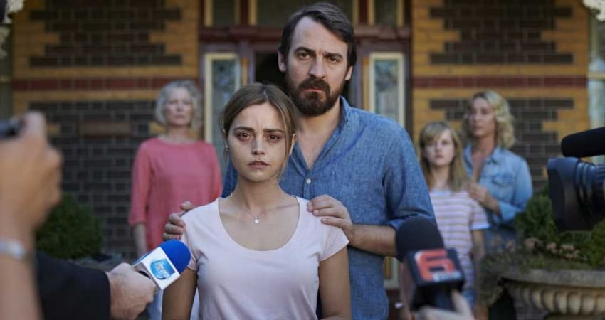 'The Cry' is not only marked one of the best this year for its gripping plot, but Jenna Coleman has given one of the best performances of the year (Sundance Now)