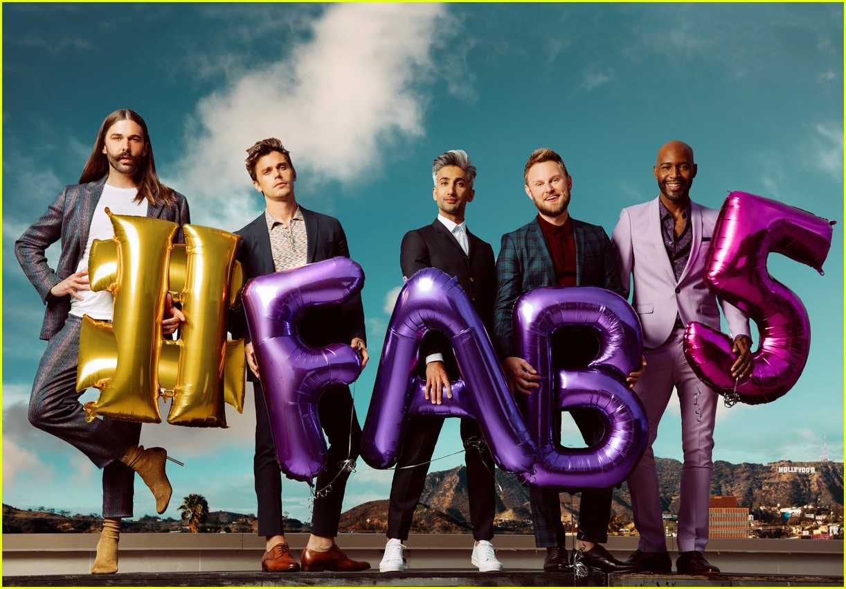 'Queer Eye' made a surprise return to Netflix in February more than a decade after the original series aired (Source: IMDb)
