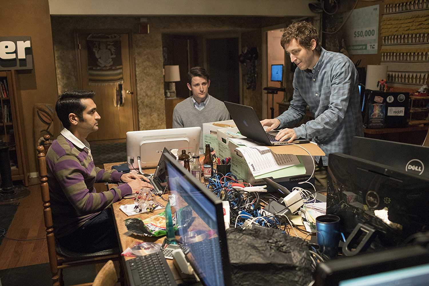 'Silicon Valley' is one of the better comedies streaming currently (Source: IMDb)
