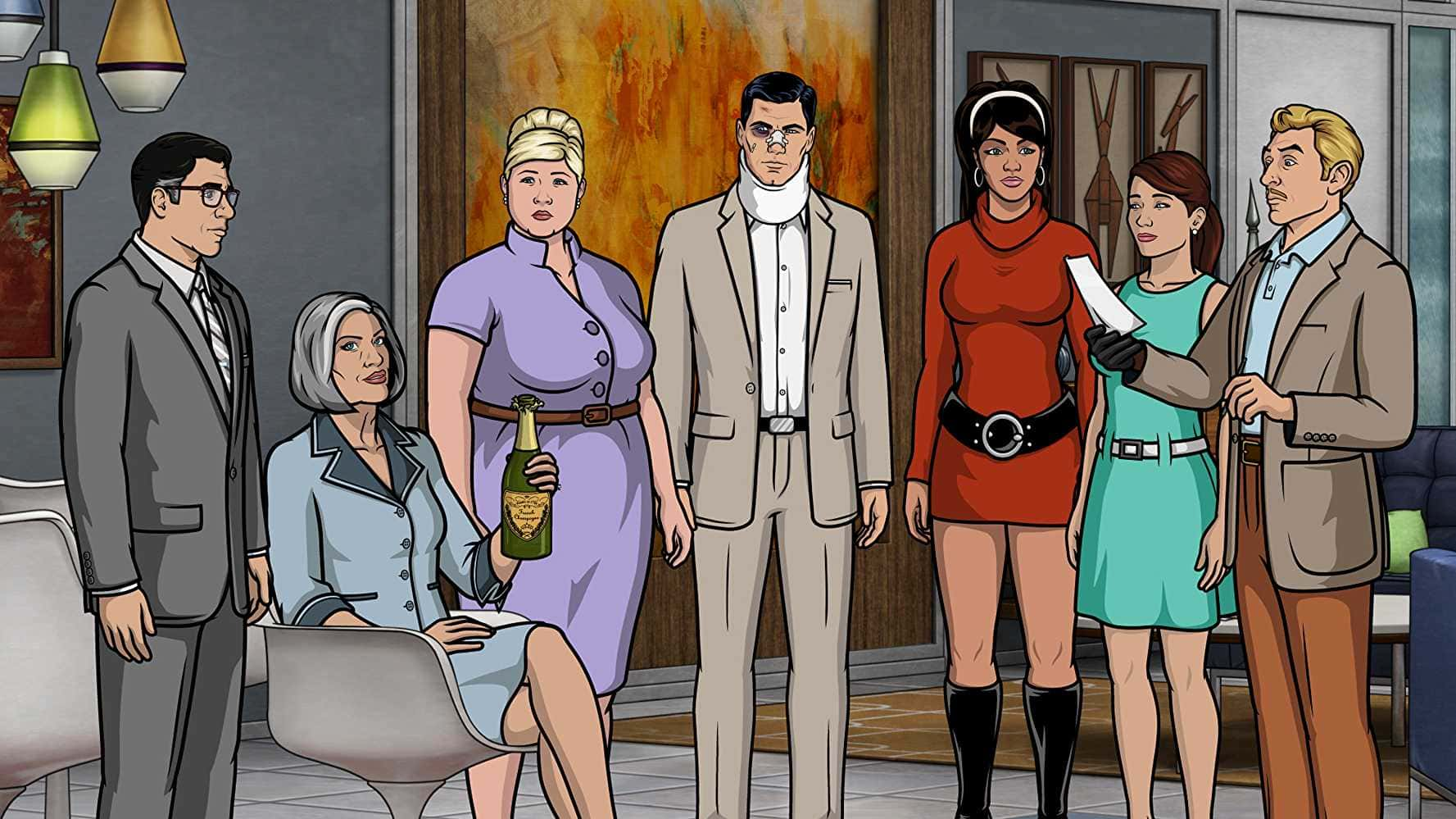 'Archer' is one adult animated comedy you should not miss (Source: IMDb)