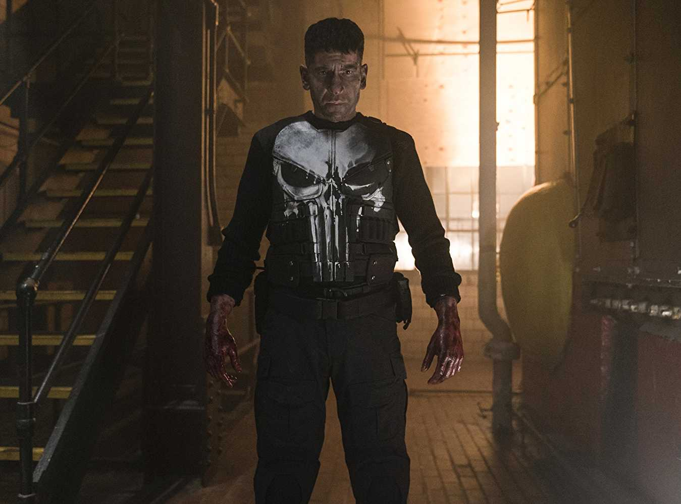 'The Punisher' is as bloody as it gets (Source: IMDb)
