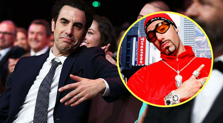 'Who is America?' teaser out! Sacha Baron Cohen gets Dick Cheney to sign waterboard kit