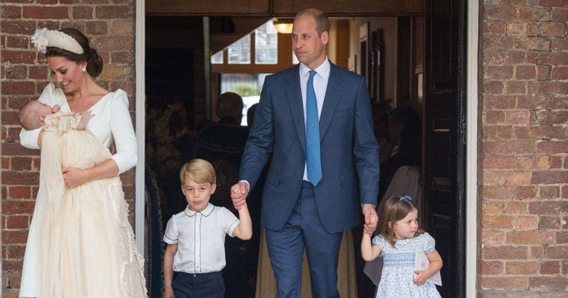 Prince Louis's christening: All the adorable pictures you must see