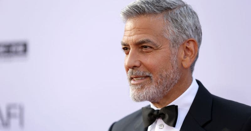 George Clooney involved in bike accident in Italy; suffers pelvis damage