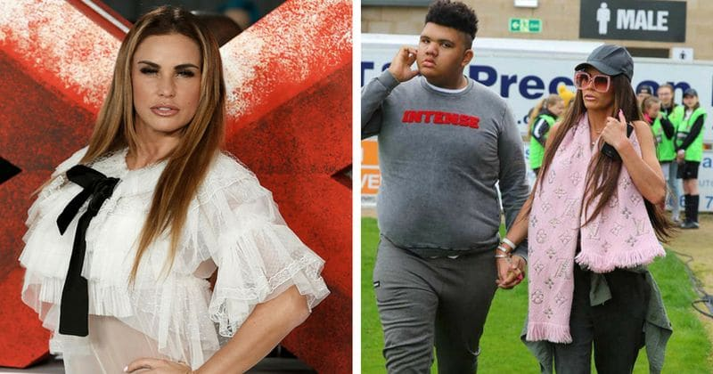 Katie Price fears son Harvey will die of diabetes as his weight sky-rockets to 22 stone