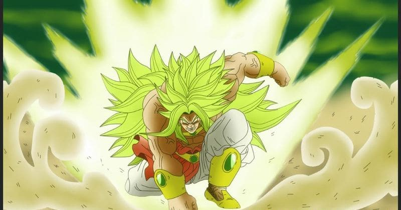 'Dragon Ball Z' new movie to introduce the Super Saiyan, Broly