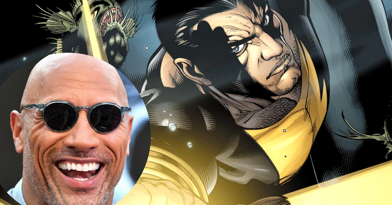 Dwayne Johnson updates fans on his anti-hero flick amid DC 'reconfiguration'
