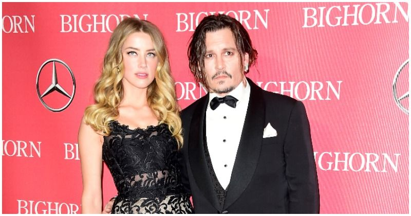 Johnny Depp alters his Amber Heard tattoo yet again