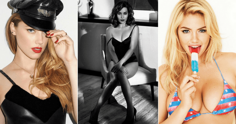 10 Of The Hottest Actresses 2018 Who Are Beach Body Goals