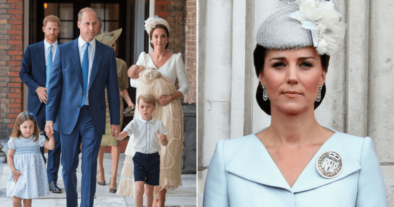 While the media is obsessed with Meghan Markle, Kate Middleton is the one who is guiding the royal family behind the scenes