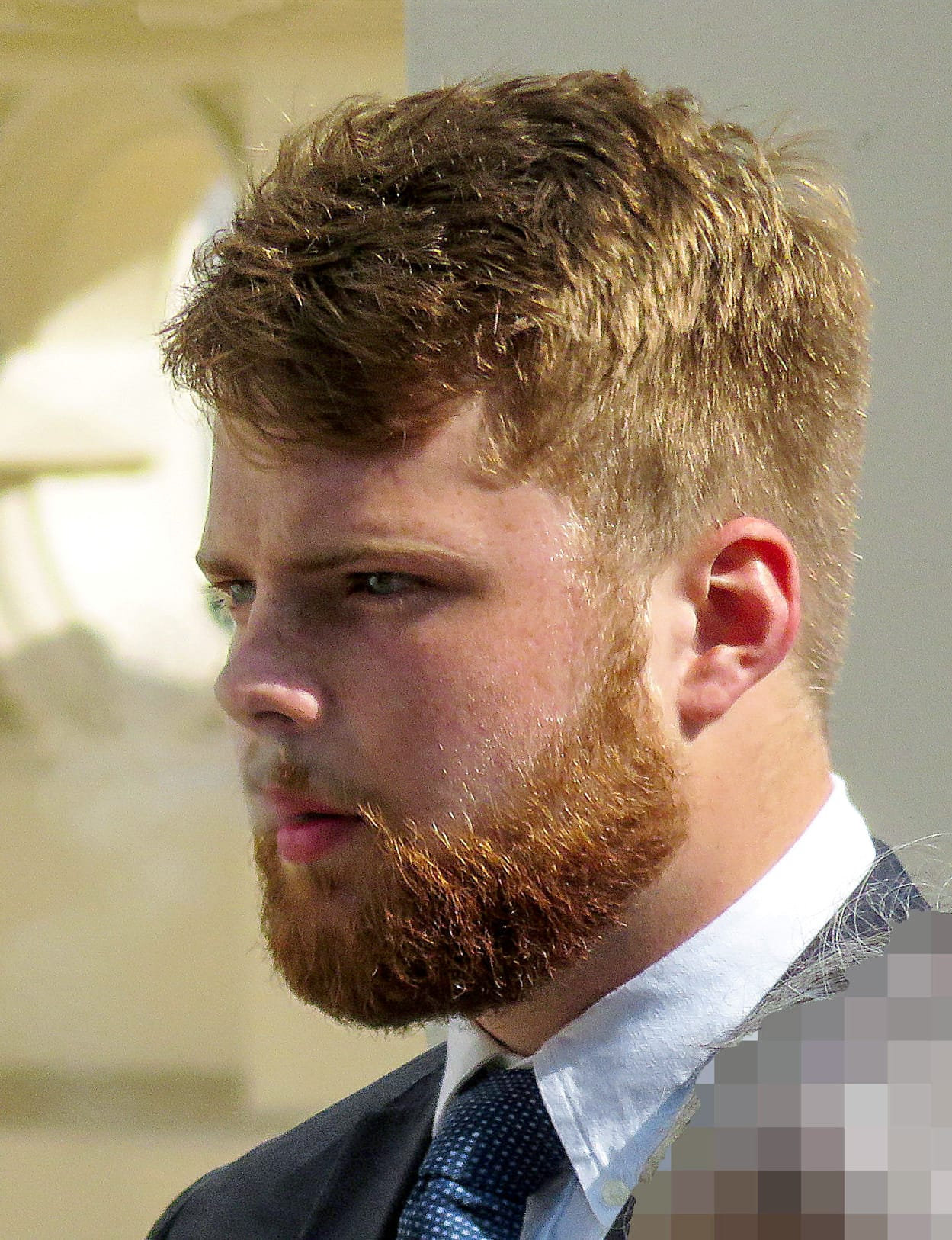 Stark, of Claverdon, Warks., was jailed for two years after he admitted two charges of causing serious injury by dangerous driving at Warwick Crown Court (Image: SWNS)