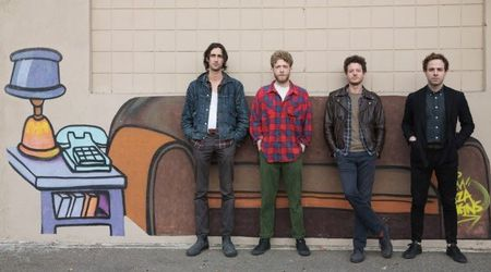 WATCH: Dawes perform two new songs from 'Passwords' on Kimmel