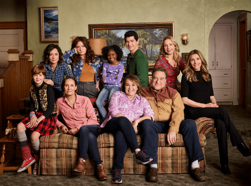 'Roseanne' might get a spin-off titled 'The Connors.' Source: ABC