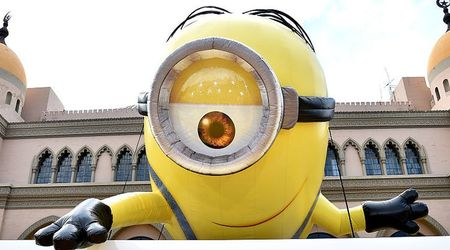 'Minions 2' gets a 2020 release date as director Kyle Balda joins production team in Paris