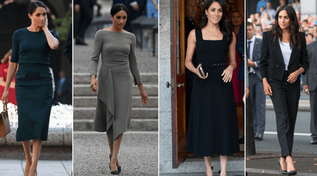 Meghan Markle wears four different outfits worth $37,000 in less than 24 hours while in Ireland