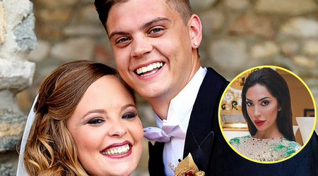 "Catelynn Lowell and Tyler Baltierra on Farrah Abraham's exit from Teen Mom: ""She wasn't a nice person to be around"""