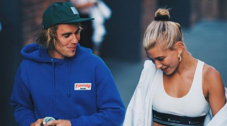 Lovers tiff? Justin Bieber goes through a stressed phone call before deleting a Hailey Baldwin clip from social media