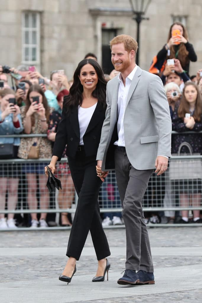 Prince Harry says five kids will be too many (Photo by Gareth Fuller-Pool/Getty Images)