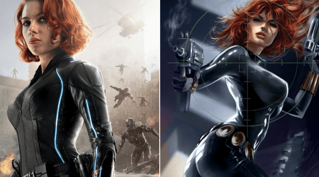 The supervillain search: Who should be the antagonist of Marvel's Black Widow solo?
