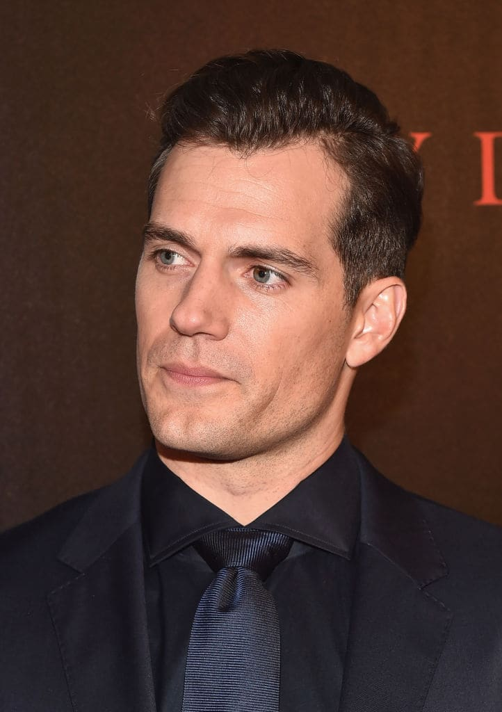 Henry Cavill (Source: Getty Images)