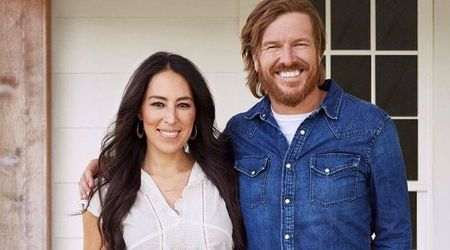 Chip Gaines says his 'heart is full' as he shares adorable picture of newborn son Crew