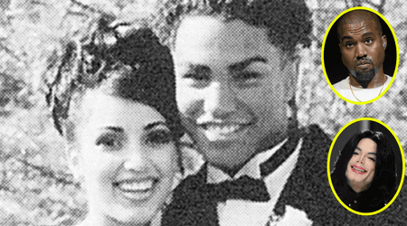 Kim Kardashian once dated Michael Jackson's nephew and her family adored him