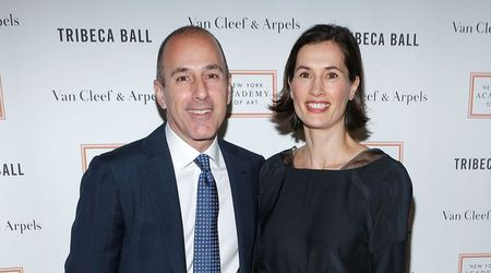 It's almost over Annette! Matt Lauer's divorce to Annette Roque is nearly done, say reports