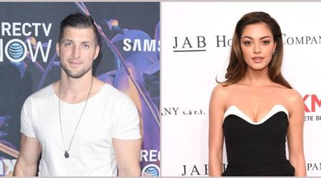 Tim Tebow confirms he is dating Miss Universe Demi-Leigh Nel-Peters