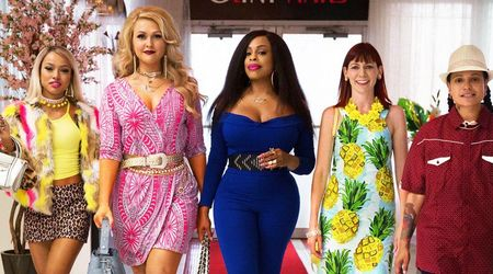 Sex alert! TNT's 'Claws' tops list for the most number of graphic sex scenes EVER on cable TV