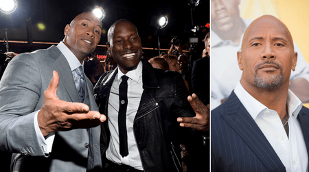 'We haven't talked at all'! Dwayne Johnson hints that friendship with Tyrese Gibson is over forever